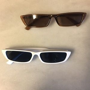 Accessories - Classic Tiny Sunglasses